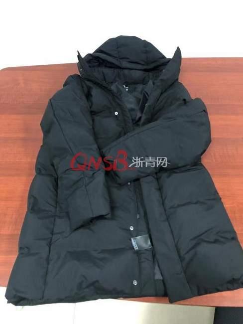7折优惠买到的品牌羊绒大衣,竟是来自一个盗销团伙