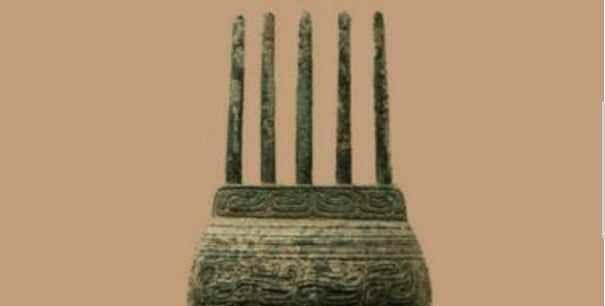 """安徽古墓出土""""穿越路由器"""",雕刻精美,还是青铜打造的"""
