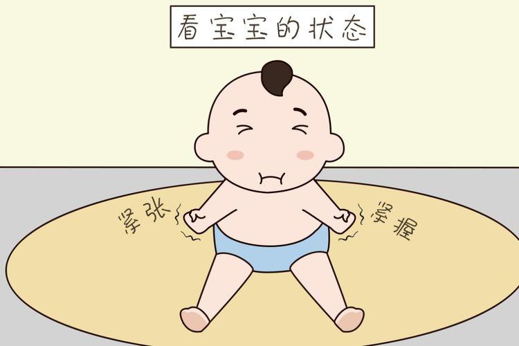 想知道宝宝是冷还是热?看他这三个表现就知道了,比温度计还准
