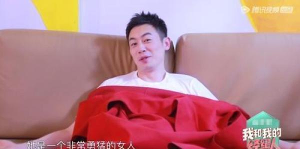 被朱亚文嫌弃衣服太脏,杨天真霸气辩解:我衣服面料没法洗