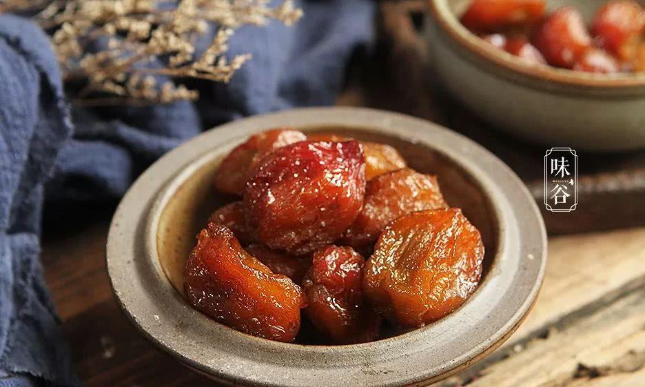 别再买外面的蜜饯了,用这个水果简单几步做成零食