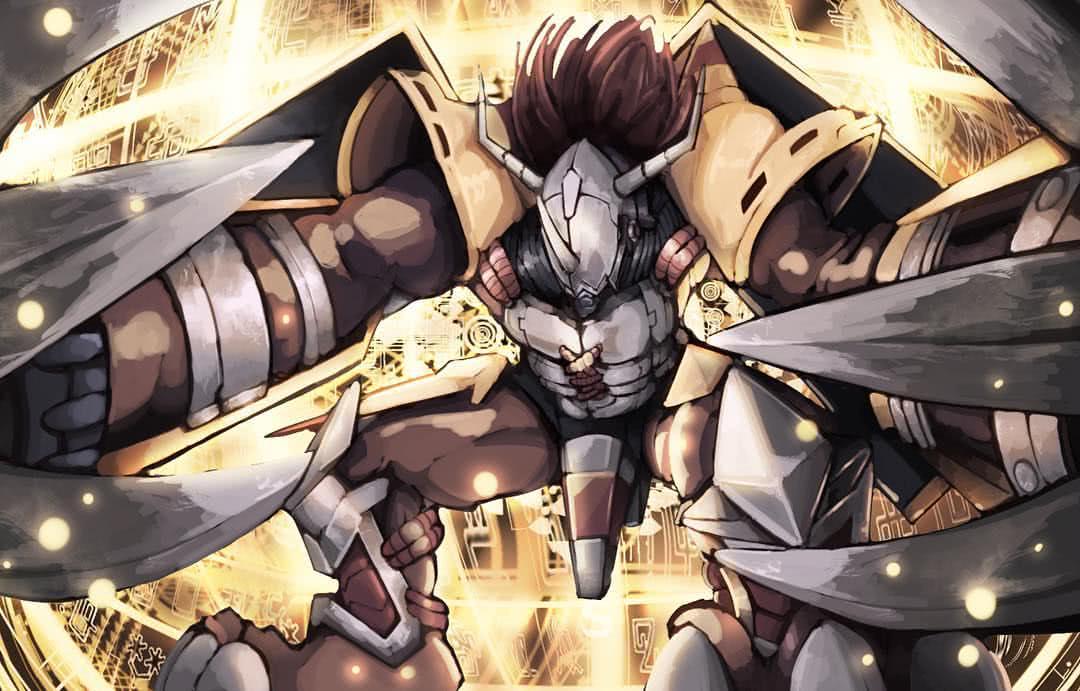 数码宝贝:亚古兽X抗体进化之路,战斗暴龙兽之间又有什么不同?