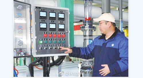 天津滨港电镀产业基地坚持绿色发展