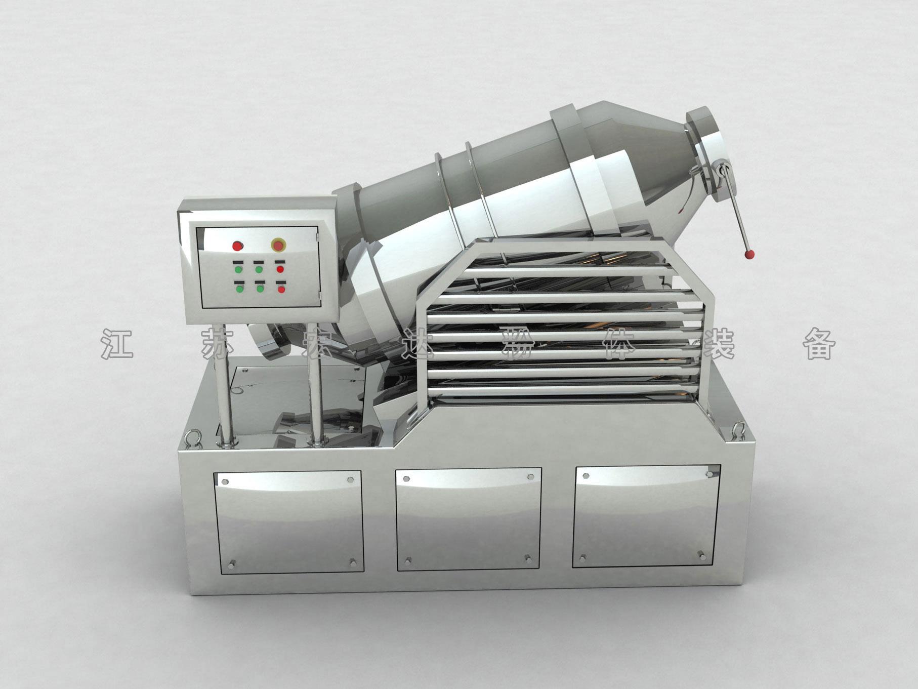 宏达粉体邀您相约第57届全国制药机械博览会,赴长沙共享盛会!