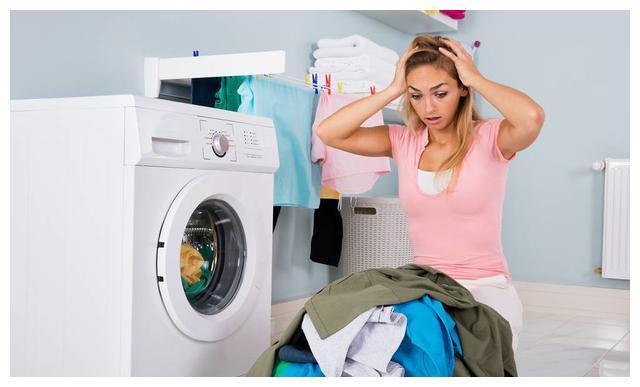 洗衣机光秃秃放阳台和卫生间?今年流行这种洗衣机柜,漂亮又实用