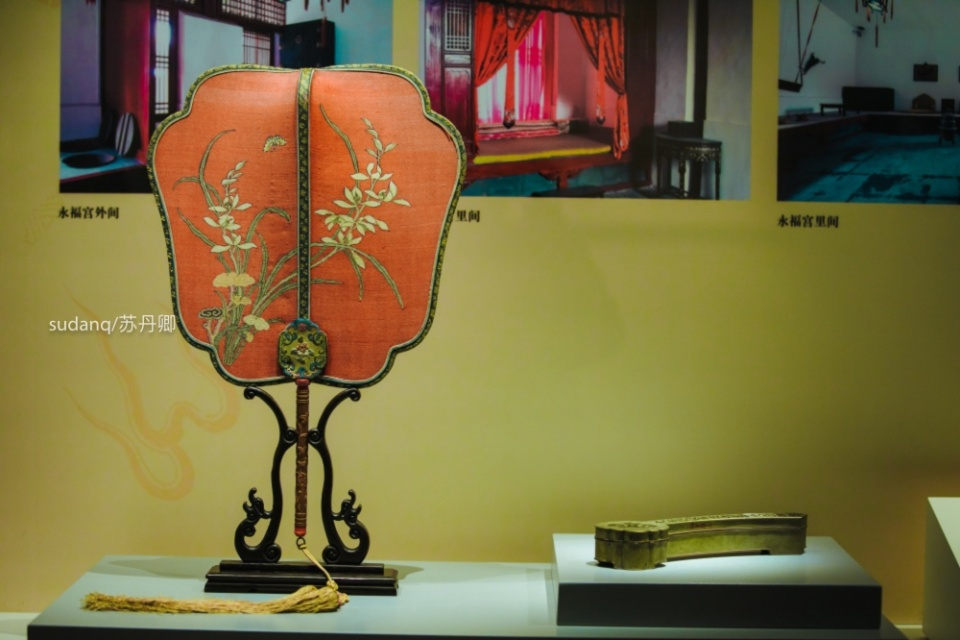 来自盛京——清宫后妃的生活用品:每一件都是独一无二的高贵