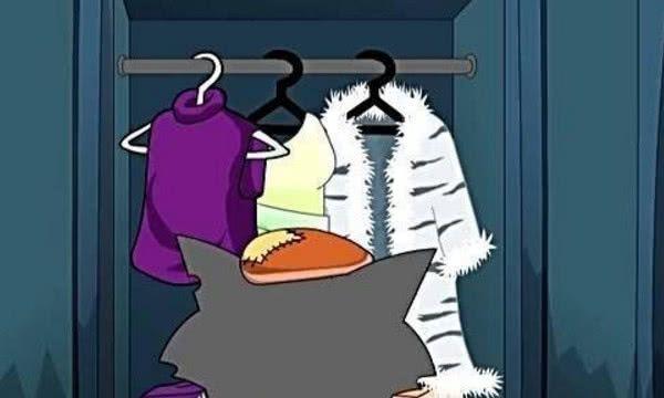 红太狼最神秘的衣柜,14年中仅显露一次,网友:为何只穿大红袍