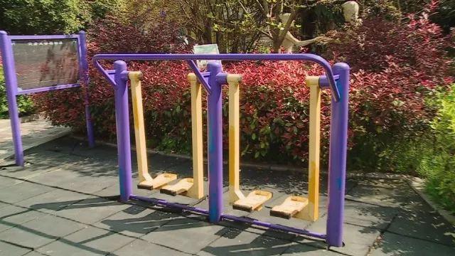 小区里最常见的健身器材,你用对了几个?
