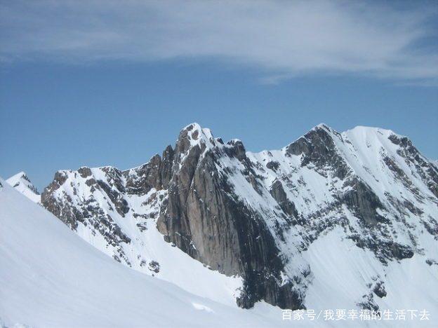 随风散播无处幸免,法国研究显示:空无一人的山顶上也有塑胶微粒