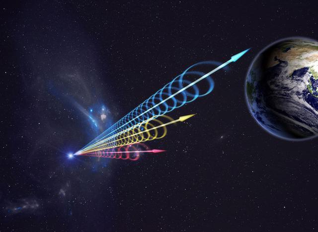 自太空的神秘无线电讯号比预估的还要再强10亿倍