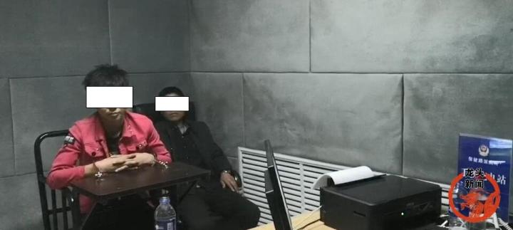 一男子与女友租房住 日用品全靠偷 被南岗警方刑拘