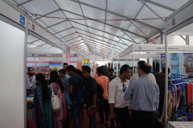 2019年孟加拉达卡纺织面料及辅料纱线展览会DIFS