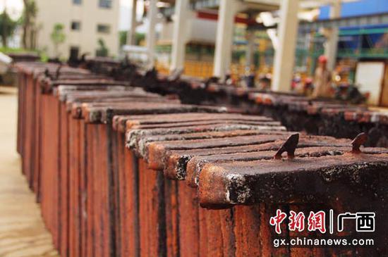 南国铜业项目一期投产 填补崇左无铜冶炼工业空白