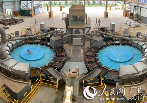 崇左:南国铜业项目一期投产 预计年产值近150亿元