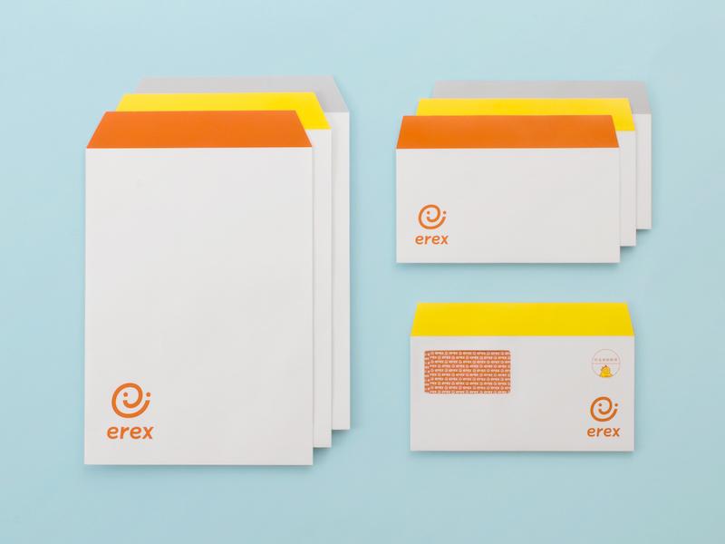 日本电力公司Erex品牌VI