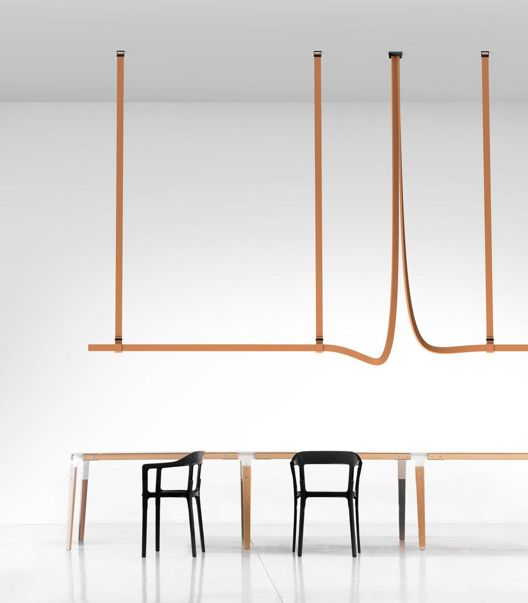 这款灵活的灯管,可以随意扭转弯曲|这个设计了不起