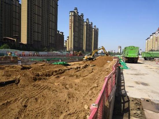 市域铁路配套土建施工04标段