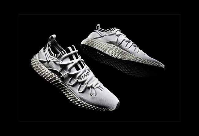 跑鞋也能穿出高街范!Y-3 RUNNER 4D II 即将发售