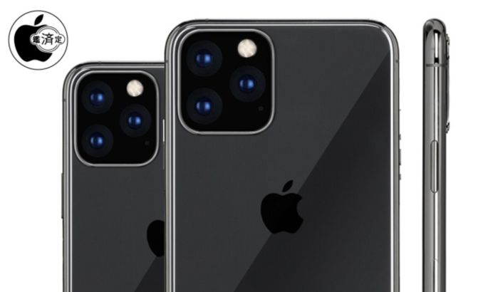 iPhone 2019浴霸造型丑归丑,但苹果的苦衷大大的!