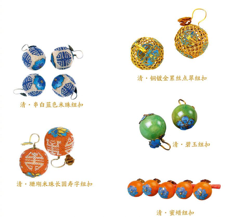 习惯了宽衣广袖、绳带系结的飘逸风情,中国人最初并不喜欢纽扣