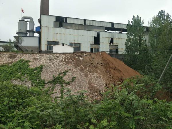 突发!荥阳市一碳素厂窑炉坍塌,致3死3伤