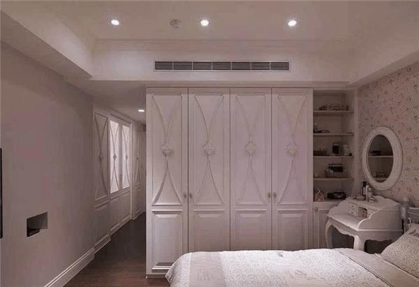 卧室衣柜别再傻傻选平开门了, 装的人都后悔了, 超级不方便!!