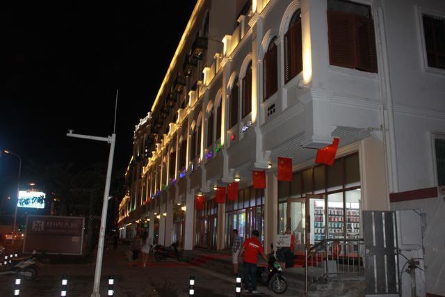三亚最有特色街头风情建筑!