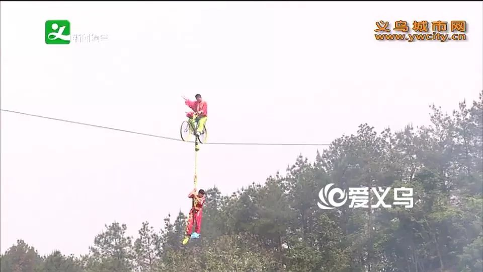 玻璃滑道、网红桥、走钢丝表演...义乌又多一游玩好去处,试营业现场火爆