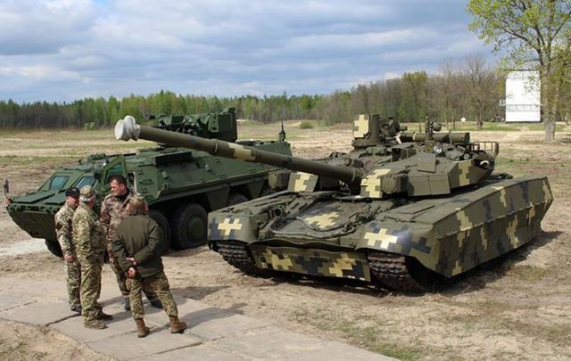 苏联遗产几乎彻底吃光!乌克兰:没有俄罗斯狗亚app官方根本造不了坦克