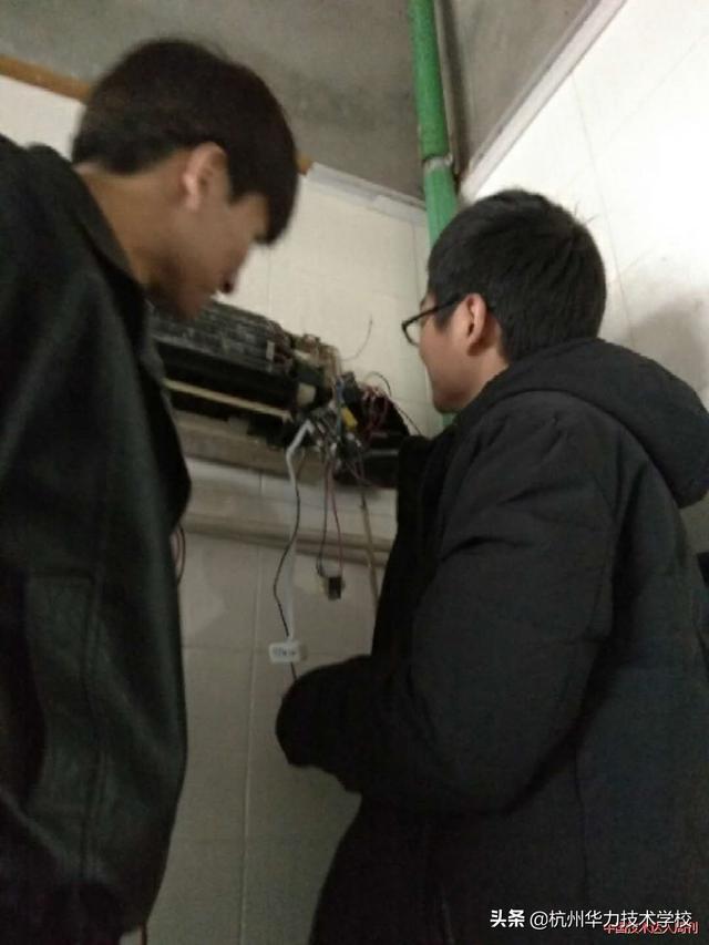 空调制热和制冷哪个更节能-杭州华力技术学校