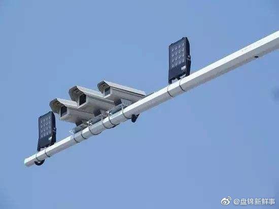 盘锦市公安局交通警察支队新增交通技术监控设备公告