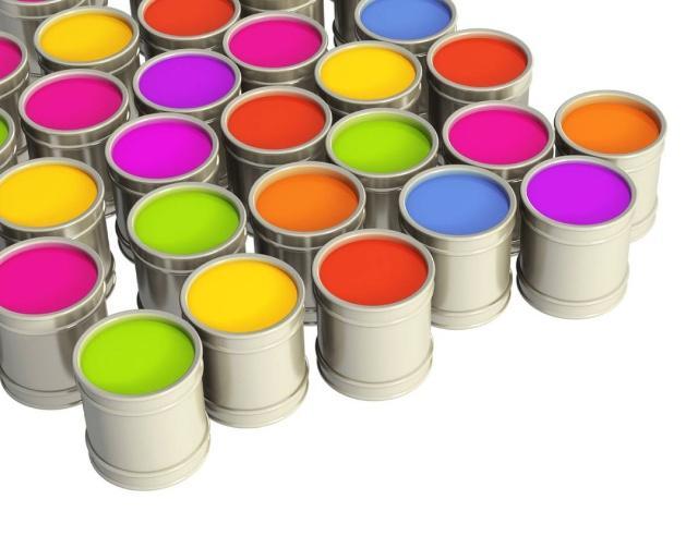 油漆調色配方大全 油漆調色注意事項