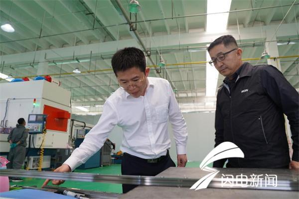 """设备进厂到试运行只用25天 韩国轴承""""落户""""南海加速转"""