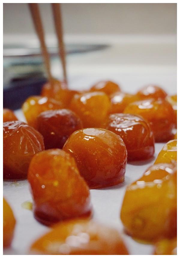 家传手艺,厨房必有一罐,教你怎样做金桔蜜饯,对自己好一点