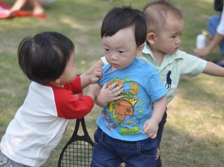 """刚上幼儿园便""""一战成名""""的""""王炸""""宝宝,不是人造革,是真皮!"""