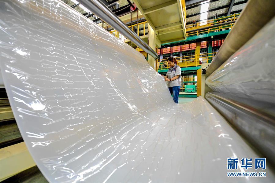 河北阜城:新型防水材料产业助推发展