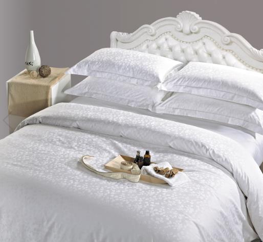 酒店床上用品为何偏爱白色?