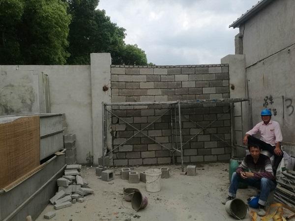 生态环境局长接热线|热线见成效!松江闵行交界处地下木材厂被拆除