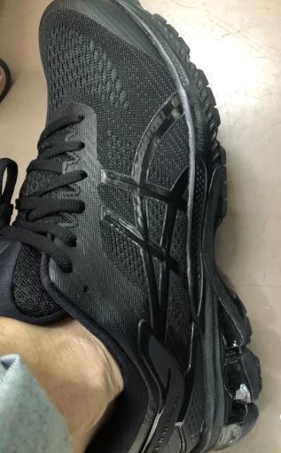 亚瑟士新款k26黑武士开箱 kayano系列跑鞋性能怎么样