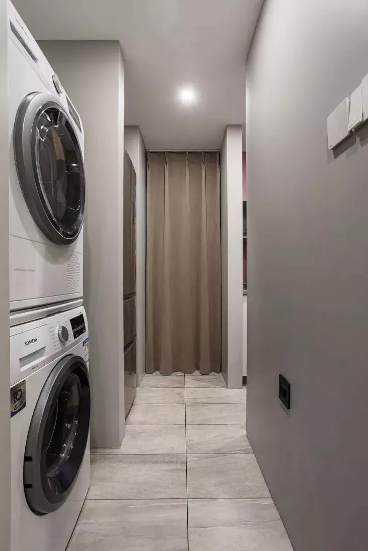 装修公司案例|85㎡老房改造,独立工作区+四分离卫浴,超值!