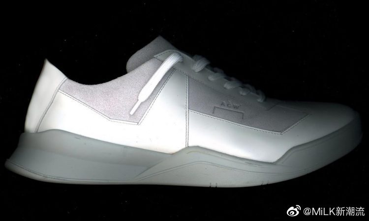 A-Cold-Wall* 开始越来越重视制鞋了