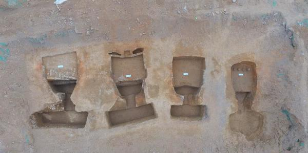 抢先看!许昌市区发掘出土4座唐宋时期砖瓦窑炉