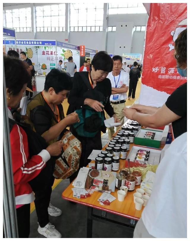 中原酱品进军东三省!易佰福亮相2019中国(沈阳)糖酒食品展览会