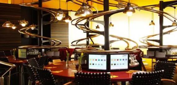 """世界上第一家""""全自动化餐厅"""",上菜仅需10秒,盘子满天飞!"""