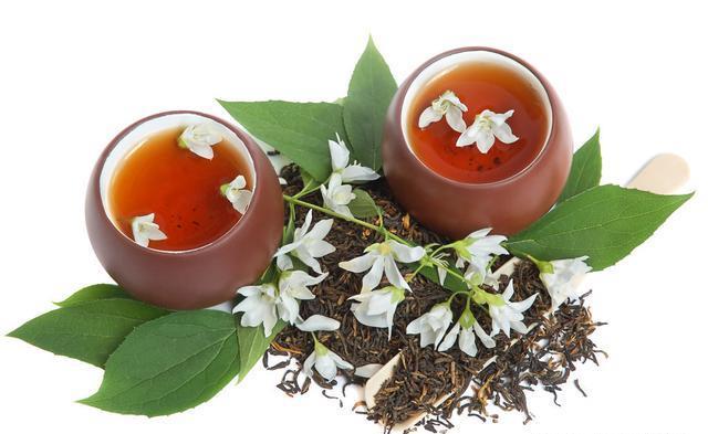 一朵茉莉花--茉莉花茶的种类