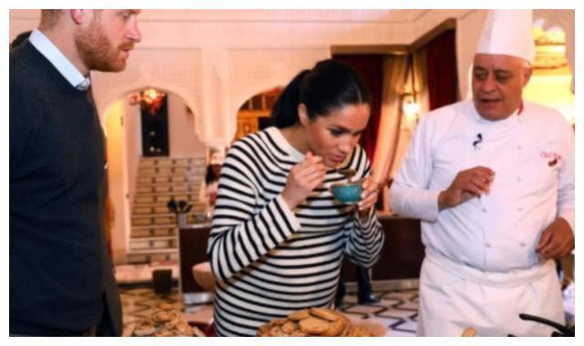 """梅根""""大厨""""对厨具太挑剔,只用专用菜刀,去哪都得带着搅拌机?"""