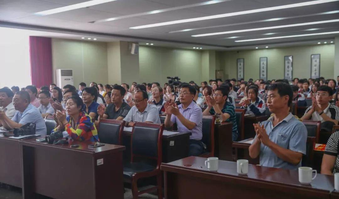 日照市机电工程学校召开2019年全国技能大赛表彰大会