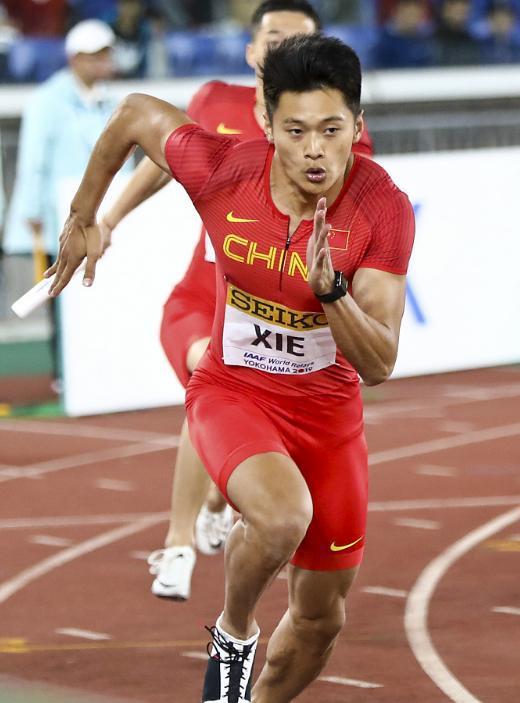 谢震业9秒97一周年捷克赛10.06夺铜 未来3年中国短跑增长点就看他