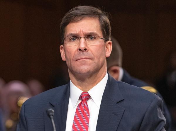 美国新任代理防长自称:关注中国已有20年