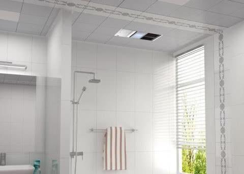 越来越多人在卫生间装这种浴霸,好用又省钱,真想回家装一个